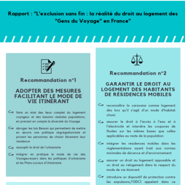 Recommandations ODCI
